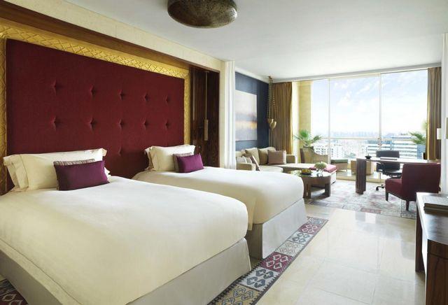 توفر فنادق بر دبي 3 نجوم غرف مُجهزة باحدث التجهيزات