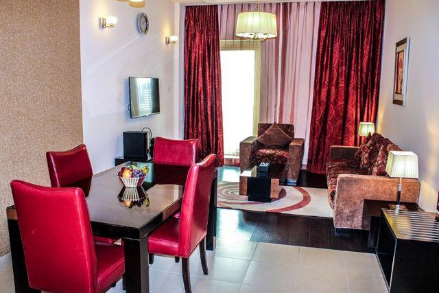 توفر فنادق بر دبي 3 نجوم منطقة جلوس راقية