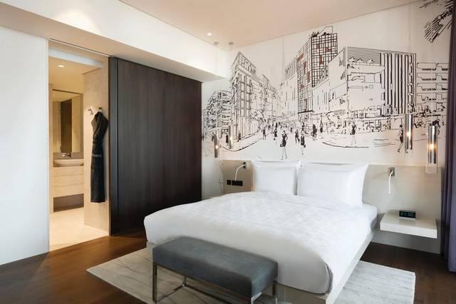 يُعد فندق لافيل دبي أرقى فنادق في سيتي ووك دبي حيث يضم مرافق عناية بالصحة مُتعددة