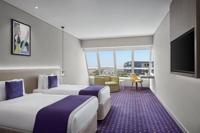 فندق ليفا دبي من فنادق دبي سيتي ووك التي تتميّز بإطلالات على المدينة
