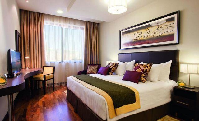 يضم فندق رخيص دبي أماكن اقامة عصرية