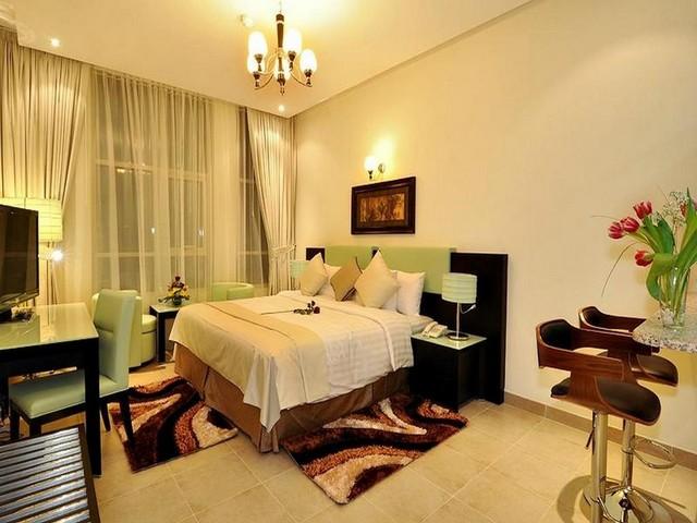 يوجد الكثير من شقق فندقية رخيصة في البرشاء دبي