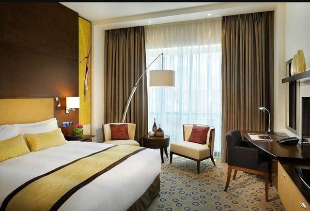 فندق اسيانا دبي واحد من افضل فنادق ديرة دبي ننصح به