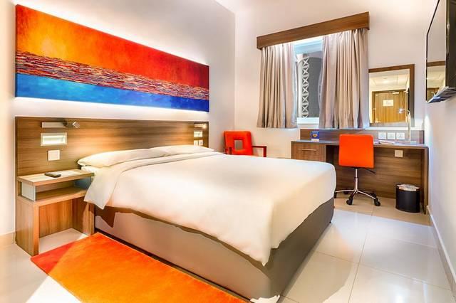 فندق سيتي ماكس البرشاء من افضل فنادق دبي 3 نجوم وذلك بفضل موقعه الرائع.