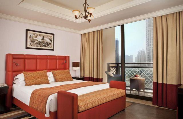 فنادق دبي اربع نجوم