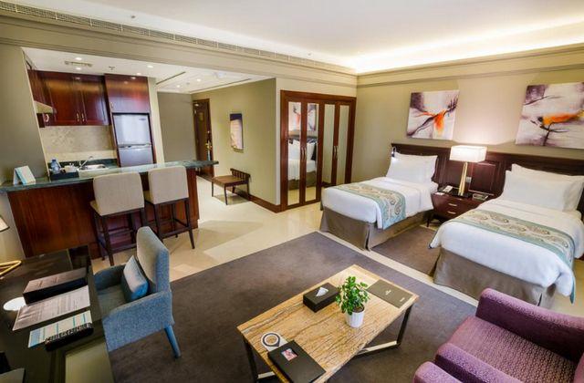 احجز في فنادق رخيصة في ديرة دبي
