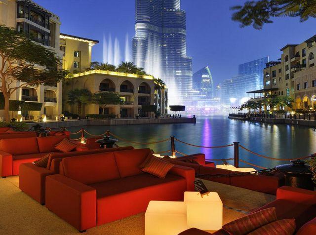 فندق بالاس داون تاون دبي  واحد من فنادق دبي داون تاون المُرشحة لكم
