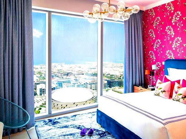 يضم دريم ان للشقق الفندقية دبي مساحات إقامة تناسب الأفراد والجماعات