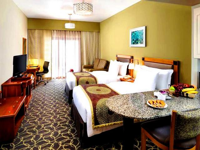 تتسم مساحات الشقق الفندقية في دبي بأحجام مختلفة تلائم الجميع