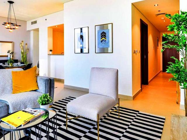تتميز مرافق شقق فندقية للايجار في دبي لتتناسب مع كافة الأذواق