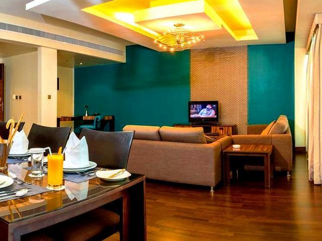 تتميز الشقق الفندقية في دبي بتوفير مساحات مناسبة للعائلات
