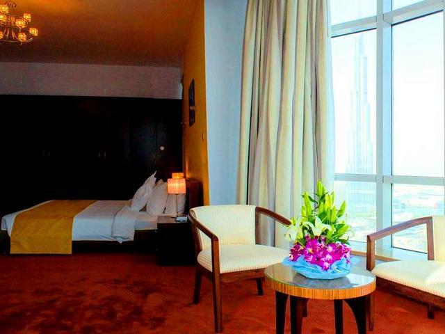تتضمن العديد من المناطق شقق فندقية للايجار في دبي