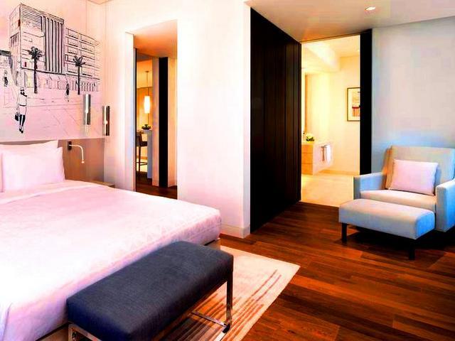 توفر دبي شقق فندقية مميزة بما تتضمنه من سبل الراحة والترفيه على حدٍّ سواء