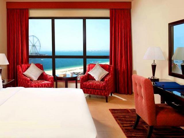 إطلالات الشقق الفندقية في دبي