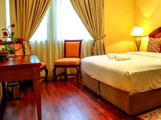 تتميز غرف الشقق الفندقية في دبي بديكوراتها العصرية