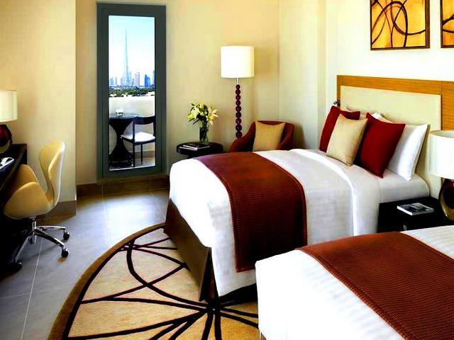 تتمتّع فنادق الخور دبي بإطلالات بحرية مميزة