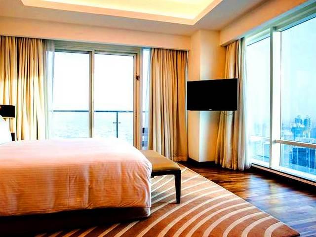 تضم عدة شقق مفروشة في دبي مرافق متنوعة وخدماتٍ شاملة