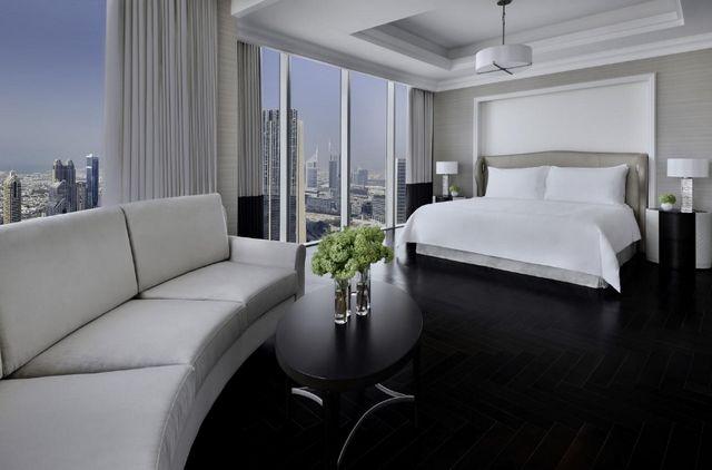 فندق بوليفارد دبي من افضل فنادق دبي المُوصى