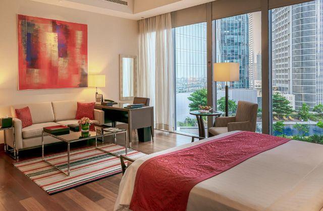 افضل مكان للسكن في دبي وكيف يُمكن حجز فندق في