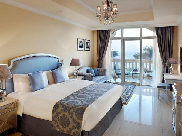 فندق نخلة جميرا يضم شُرفة أو تراس خاص بإطلالة مُثيرة