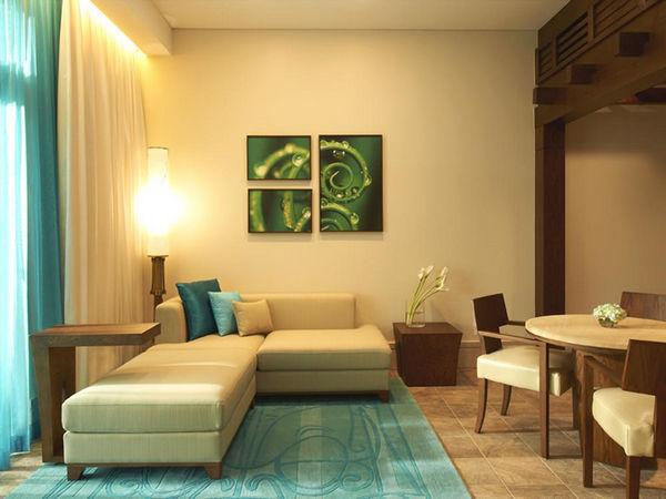 فندق النخله بدبي من أجمل الفنادق الموجودة في دبي