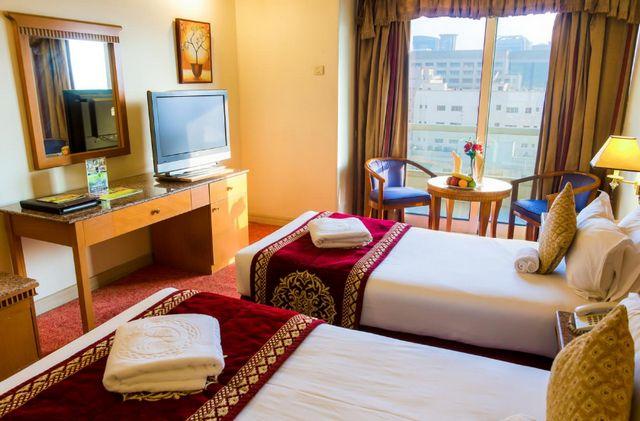 ارخص فنادق دبي شارع الرقة حسب تقييمات نزلائها من السُيّاح العرب