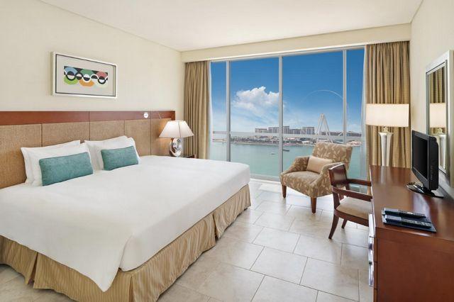 توفر شقق فندقيه دبي الجي بي ار غرف فسيحة تناسب العائلات