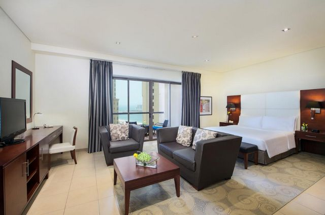 توفر شقق فندقيه في دبي الجي بي ار غرف وأجنحة راقية وعصرية