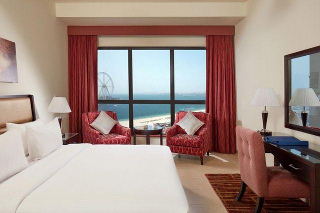 توفر شقق فندقية في دبي جي بي ار أماكن إقامة عصرية الديكورات
