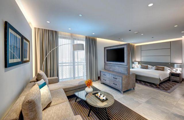 فندق ارجان روتانا دبي أحد فروع فندق روتانا دبي 4 نجوم المُناسبة للعوائل