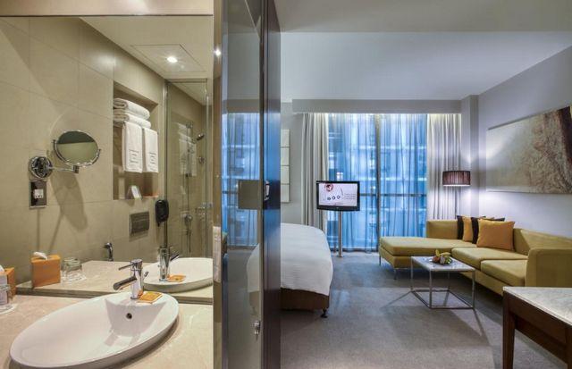 فندق روتانا دبي هو افضل مكان للسكن في دبي