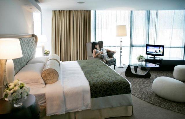 برجمان أرجان من روتانا دبي من افضل فروع فندق روتانا دبي