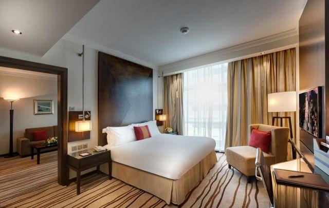فندق ميديا روتانا دبي إحدى فروع سلسلة فندق روتانا في دبي المثالية لاستضافة رجال الأعمال