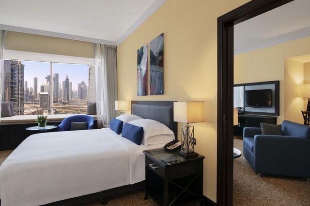 أحد فروع فندق روتانا دبي المميزة والمثالية للعائلات