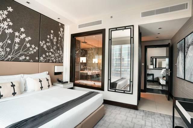 فندق ستينبيرجر دبي من أفضل فنادق دبي للشباب حيث يضم أننشطة ترفيهية عديدة