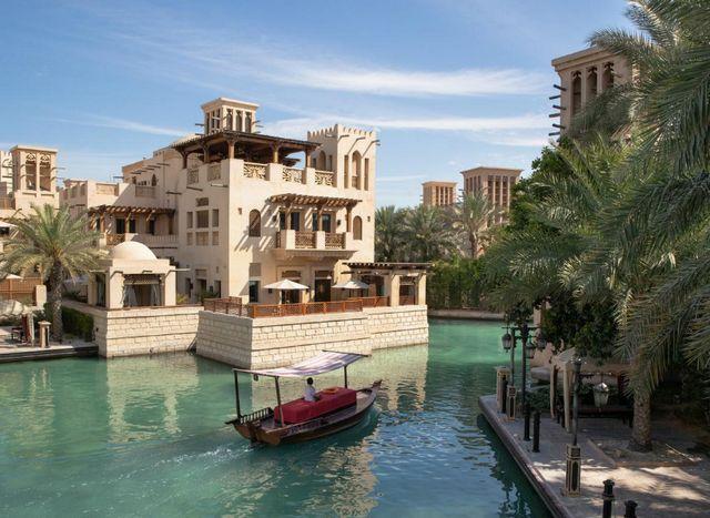 فندق البندر روتانا دبي من افضل فنادق دبي لشهر العسل بحسب ترشيحات زائريه