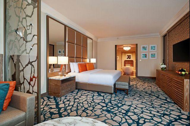 نُرشح لكم باقة من افخم فنادق دبي لشهر العسل