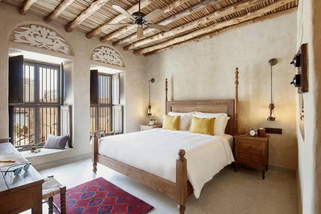 يتميز فندق السيف دبي جميرا بضمه لخدمات عديدة للزوّار