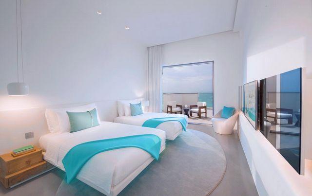 توفر منتجعات دبي مسبح خاص غرف فسيحة تُناسب العائلات