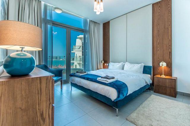 تضم منتجعات دبي مع مسبح خاص غُرف عصرية راقية التصميمات