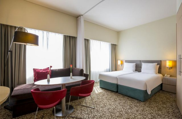 نوفوتيل سويت مول الإمارات دبي من أرقى فنادق امارات مول