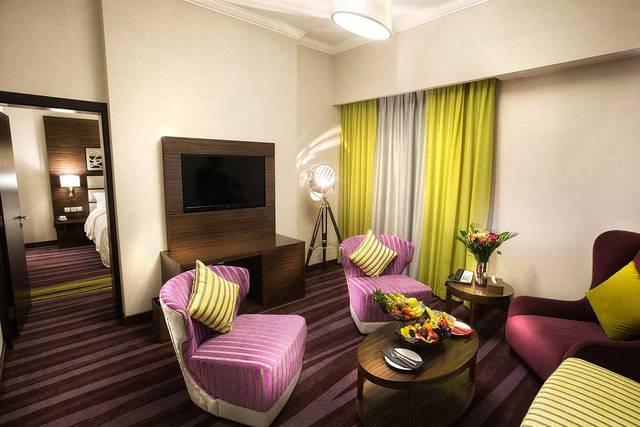 يُعد فندق وشقق غايا جراند دبي من الخيارات المُناسبة للعائلات لكونه يضم خدمات عائلية مُتعددة