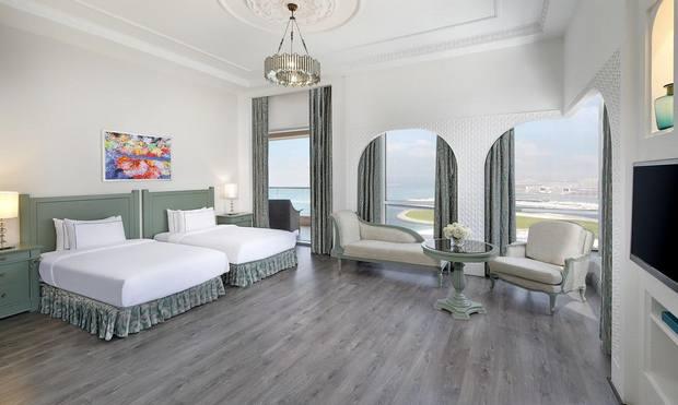 فندق الحبتور جي بي ار من افضل منتجعات منطقة جي بي ار
