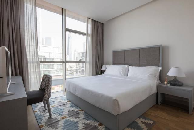 يتميّز فانتستي سيتي ووك للشقق الفندقية بأنه من أجمل شقق فندقيه في سيتي ووك دبي