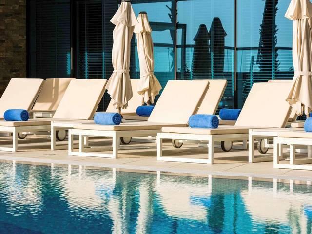 يُعتبر نوفوتيل البرشاء دبي افضل الفنادق ضمن سلسلة نوفوتيل دبي لاحتوائه العديد من المرافق والخدمات