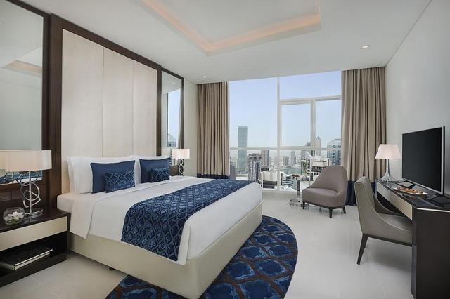 تمنحكم فنادق بالقرب من دبي مول أماكن للإقامة المُريحة