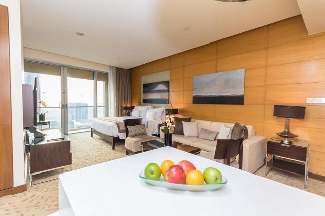 تتميز فنادق قرب دبي مول بقربها من معالم دبي السياحية