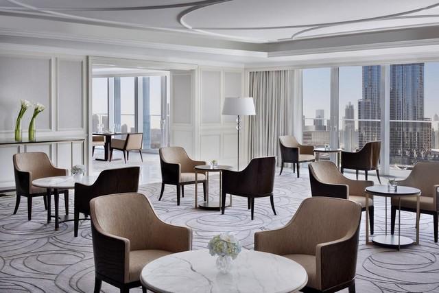 يُمكنك الاختيار فندق قرب دبي مول وبرج خليفة معاً.