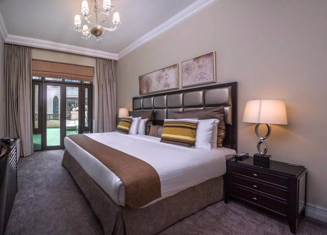 شقق البحار داون تاون من أفضل فنادق مطله على نافورة دبي المُميّزة