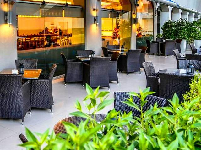 جي 5 رمال للشقق الفندقية من فنادق دبي التي تتضمن مرافق متنوعة